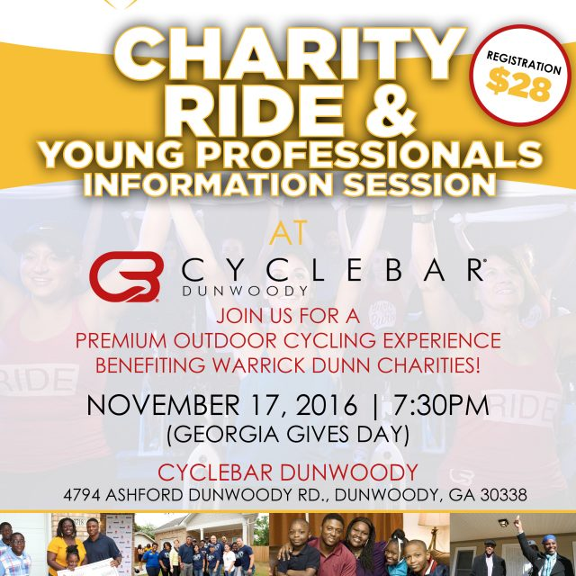 Young Professionals Cycle Bar Ride